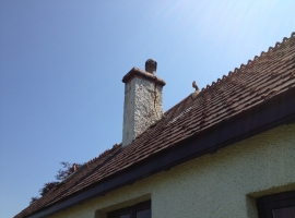 Chimney Works Before