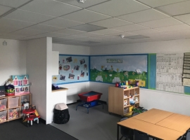 New space at Roskear School