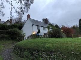 Completion of cottage refurbishment