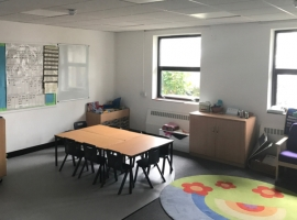 20170404 - New space at Roskear School