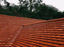 Evolution complete re-roofing project on a stunning National Trust property situated in the Helford
