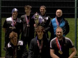 Evolution crowned premier league champions 2019